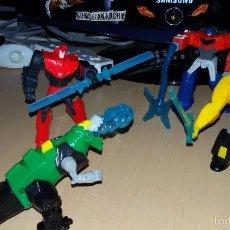 Figuras y Muñecos Transformers: LOTE FIGURAS TRANSFORMERS . Lote 55871553