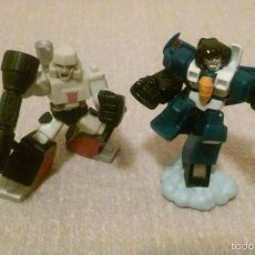 Figuras y Muñecos Transformers: TRANSFORMERS LOTE DE 2 FIGURAS AÑO 2006 HASBRO. Lote 55914906