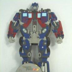 Figuras y Muñecos Transformers: RARA CARATULA DVD - TRANSFORMERS UNO - EDICION ESPECIAL COLECCIONISTAS 2007 - 1 UNO. Lote 56463173