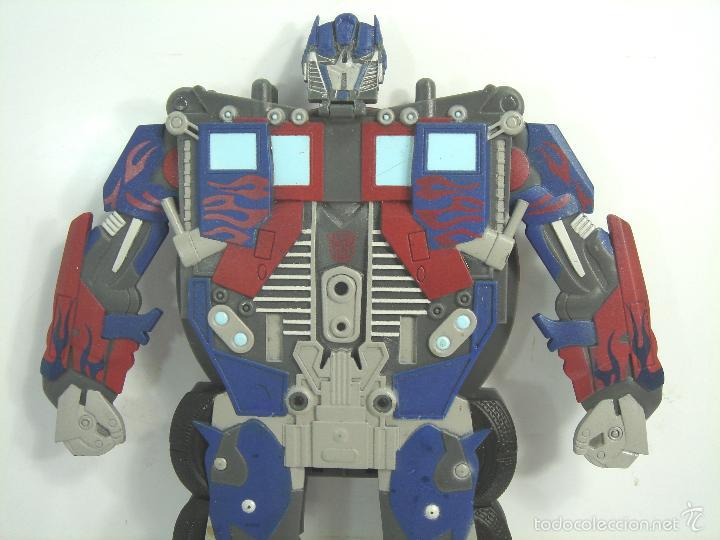 Figuras y Muñecos Transformers: RARA CARATULA DVD - TRANSFORMERS UNO - EDICION ESPECIAL COLECCIONISTAS 2007 - 1 UNO - Foto 2 - 56463173