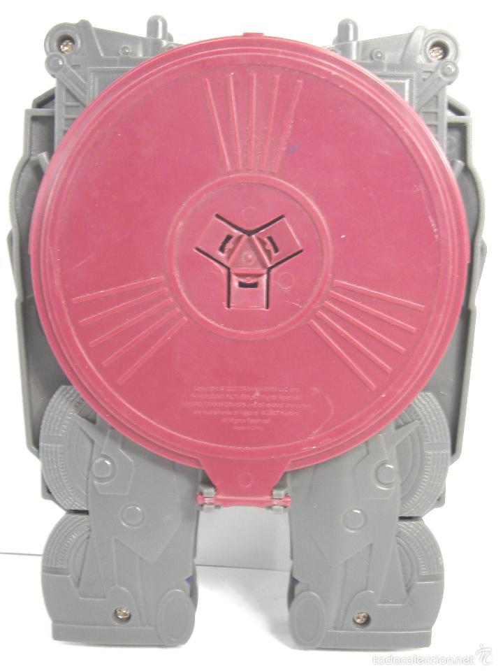 Figuras y Muñecos Transformers: RARA CARATULA DVD - TRANSFORMERS UNO - EDICION ESPECIAL COLECCIONISTAS 2007 - 1 UNO - Foto 6 - 56463173