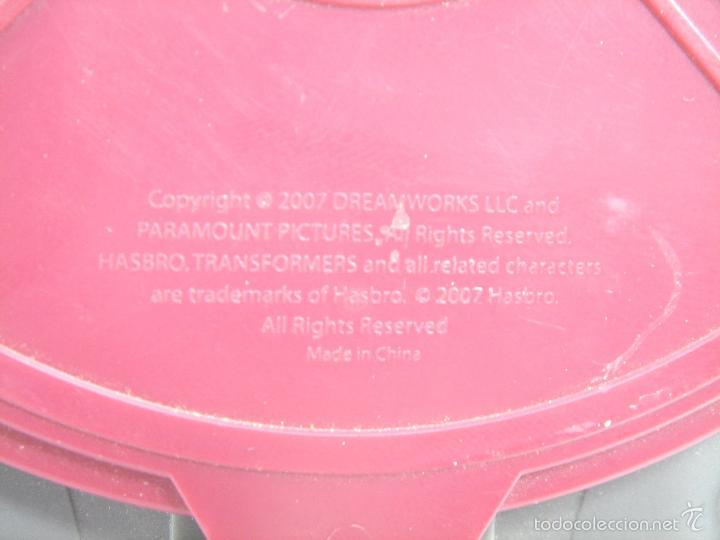 Figuras y Muñecos Transformers: RARA CARATULA DVD - TRANSFORMERS UNO - EDICION ESPECIAL COLECCIONISTAS 2007 - 1 UNO - Foto 7 - 56463173