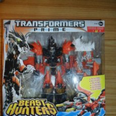 Figuras y Muñecos Transformers: TRANSFORMERS BEAST HUNTERS PREDAKING VOYAGER CLASS 2: 002 (HASBRO, 2013) TRANSFORMER. Lote 56675068