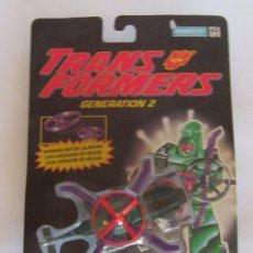 Figuras y Muñecos Transformers: TRANSFORMERS GENERATION 2 ROTORBOTS BLADE, DE HASBRO, EN BLISTER. CC. Lote 57567650