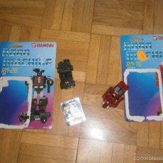 Figuras y Muñecos Transformers: LOTE ROBO MACHINE- 16 Y 28. Lote 57875161