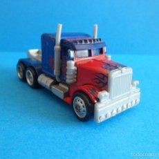 Figuras y Muñecos Transformers: CABINA DE CAMIÓN OPTIMUS PRIME - HASBRO - TRANSFORMERS. Lote 58190347