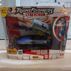 Figuras y Muñecos Transformers: TRANSFORMERS CYBERTRON.CYBERTRON DEFENSE SCATTORSHOT. HASBRO 2006.EN SU CAJA SIN ESTRENAR. Lote 286204468