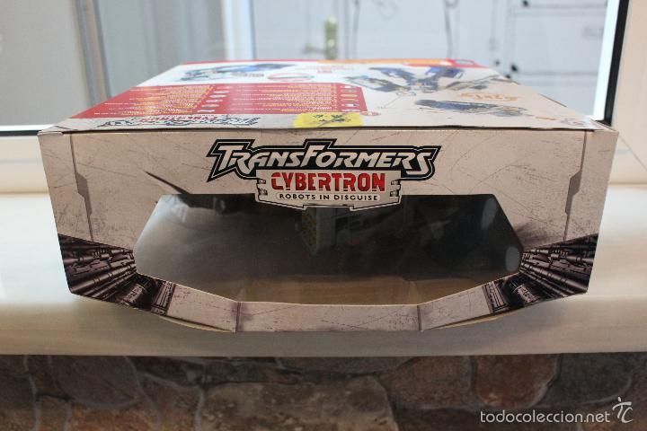 Figuras y Muñecos Transformers: TRANSFORMERS CYBERTRON.CYBERTRON DEFENSE SCATTORSHOT. HASBRO 2006.EN SU CAJA SIN ESTRENAR - Foto 3 - 58339366
