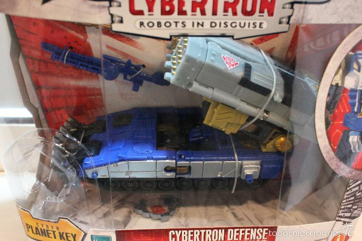 Figuras y Muñecos Transformers: TRANSFORMERS CYBERTRON.CYBERTRON DEFENSE SCATTORSHOT. HASBRO 2006.EN SU CAJA SIN ESTRENAR - Foto 7 - 58339366