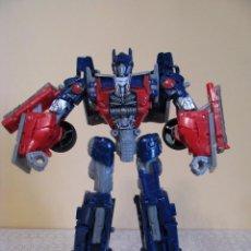 Figuras y Muñecos Transformers: FIGURA TRANSFORMERS AUTOBOT OPTIMUS PRIME. FALTAN PIEZAS.. Lote 103998778