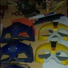 Figuras y Muñecos Transformers: LOTE GAFAS TRANSFORMERS ROBOTS IN DISGUISE. Lote 55586922