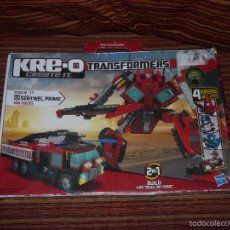 Figuras y Muñecos Transformers: SENTINEL PRIME, TRANSFORMERS KRE-O.. Lote 60724559