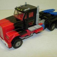 Figuras y Muñecos Transformers: ROBOT TRANSFORMERS, LASER OPTIMUS PRIME, CON LUZ, 1994 HASBRO / TAKARA. Lote 61359647