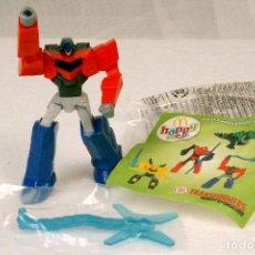 Figuras y Muñecos Transformers: TRANSFORMERS ROBOTS IN DISGUISE - HAPPY MEAL - MC DONALD'S. Lote 64669979