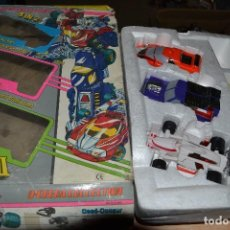 Figuras y Muñecos Transformers: ROBOT TRANSFORMER QUICK ATTACK CEEDA COLLECTION . Lote 66220382
