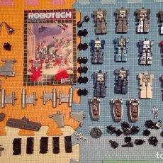 Figuras y Muñecos Transformers: VINTAGE ROBOTECH MODELO C10 ROBOTS ARMAMENTO Y ACCESORIOS REVELL TAKARA 1984. Lote 66476406