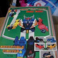 Figuras y Muñecos Transformers: ANTIGUO ROBOT TRANSFORMERS. Lote 68607865