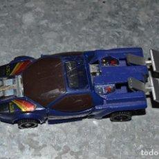 Figuras y Muñecos Transformers: COCHE METALICO TRANSFORMER AÑOS 80 . Lote 71197261