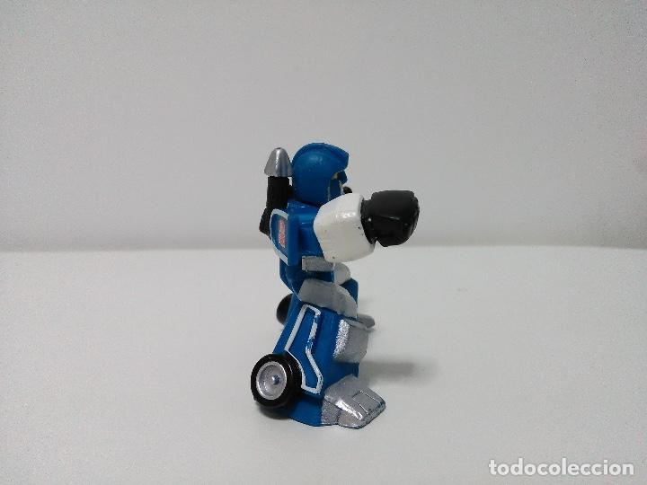 Figuras y Muñecos Transformers: Figura Transformers - Robot Heroes - Mirage - Autobot - Foto 2 - 73631711