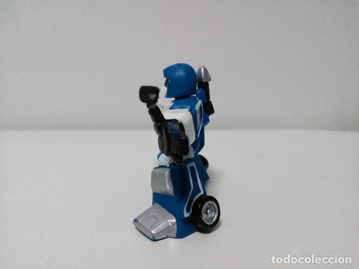 Figuras y Muñecos Transformers: Figura Transformers - Robot Heroes - Mirage - Autobot - Foto 4 - 73631711