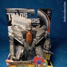 Figuras y Muñecos Transformers: ROBO FIGHTERS STARSCREAM DECEPTION, HASBRO 2011 A ESTRENAR !!. Lote 74101107