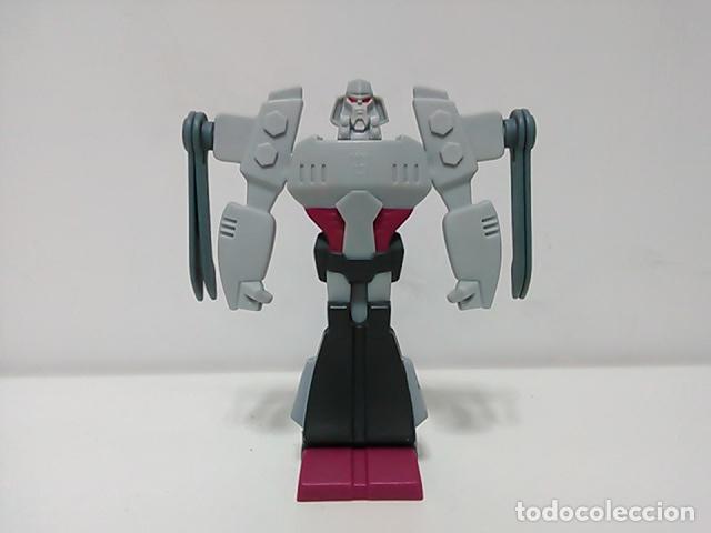 MEGATRON - TRANSFORMERS ANIMATED - 2008 MCDONALD´S HAPPY MEAL - HASBRO (Juguetes - Figuras de Acción - Transformers)