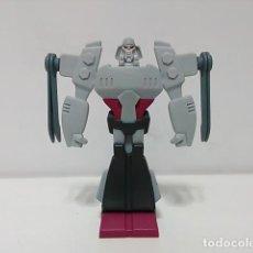 Figuras y Muñecos Transformers: MEGATRON - TRANSFORMERS ANIMATED - 2008 MCDONALD´S HAPPY MEAL - HASBRO. Lote 75787759