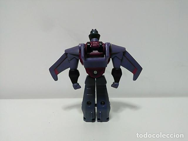 Figuras y Muñecos Transformers: Starscream - Transformers Animated - 2008 McDonald´s Happy Meal - Hasbro - Foto 3 - 75790827
