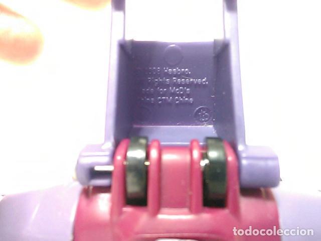 Figuras y Muñecos Transformers: Starscream - Transformers Animated - 2008 McDonald´s Happy Meal - Hasbro - Foto 10 - 75790827