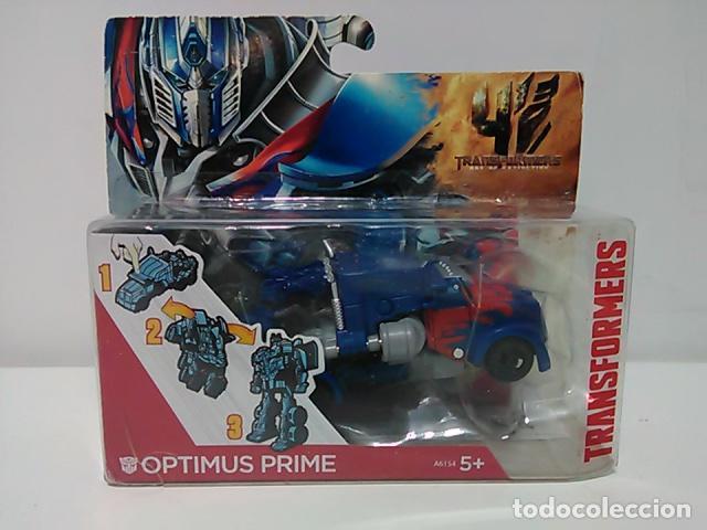 OPTIMUS PRIME -TRANSFORMERS: LA ERA DE LA EXTINCIÓN - 1 PASO - BLISTER (Juguetes - Figuras de Acción - Transformers)