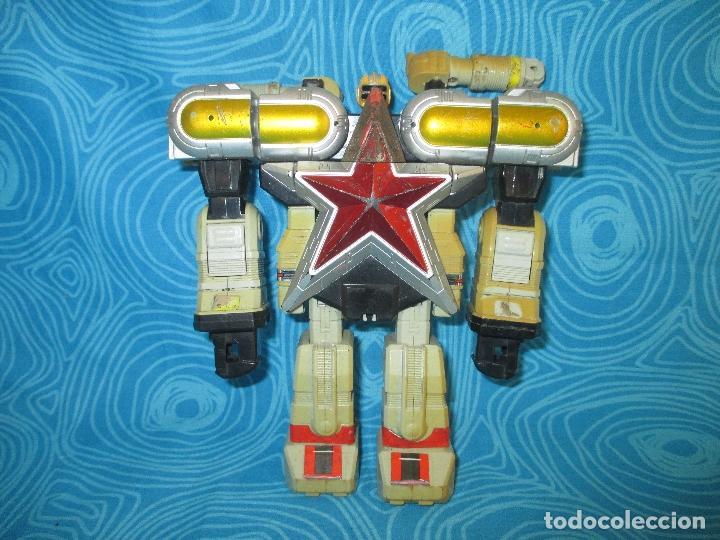 TRANSFORMER 96 BANDAI, MADE IN THAILAND (Juguetes - Figuras de Acción - Transformers)