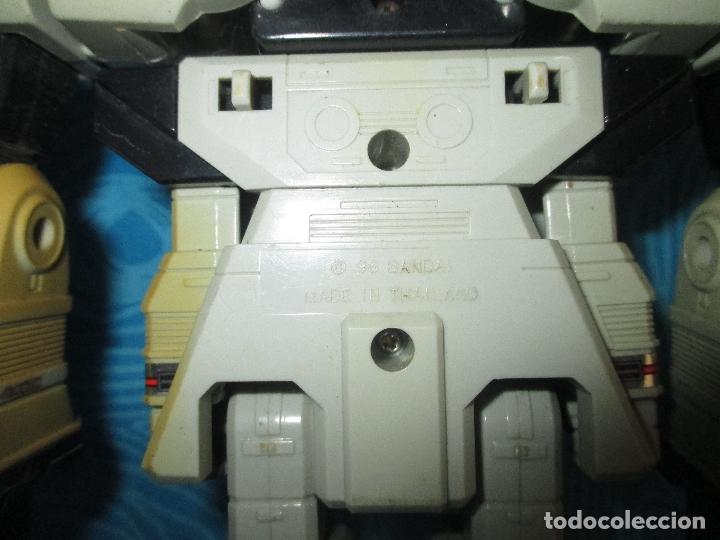 Figuras y Muñecos Transformers: TRANSFORMER 96 BANDAI, MADE IN THAILAND - Foto 4 - 75919299