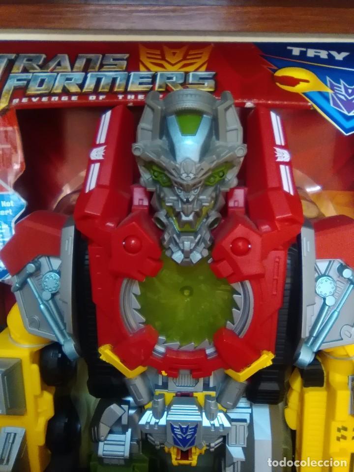 Figuras y Muñecos Transformers: TRANSFORMERS - DEVASTATOR - CONSTRUCTICON - MEGA POWER BOTS - REVENGE FALLEN - NUEVO - Foto 4 - 77312745