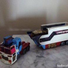 Figuras y Muñecos Transformers: MUÑECO - FIGURA TRANSFORMERS HASBRO TAKARA 1992 THUNDERCLASH G1 ?INCOMPLETO? CAMION. Lote 77891761