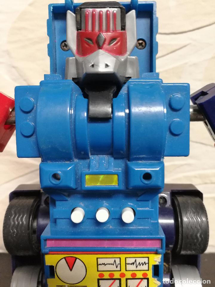 Figuras y Muñecos Transformers: ANTIGUO TRANSFORMERS TAI FONG - Foto 8 - 78263545
