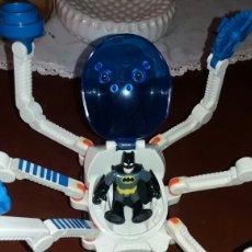 Figuras y Muñecos Transformers: VEHICULO TRANSPORTE TRANSFORMER BATMAN DE MATTEL. Lote 78866009
