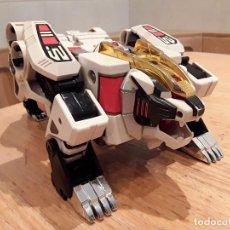 Figuras y Muñecos Transformers: TRANSFORNER BANDAI TIGERZORD AÑO 94, FUNCIONANDO.. Lote 79019405