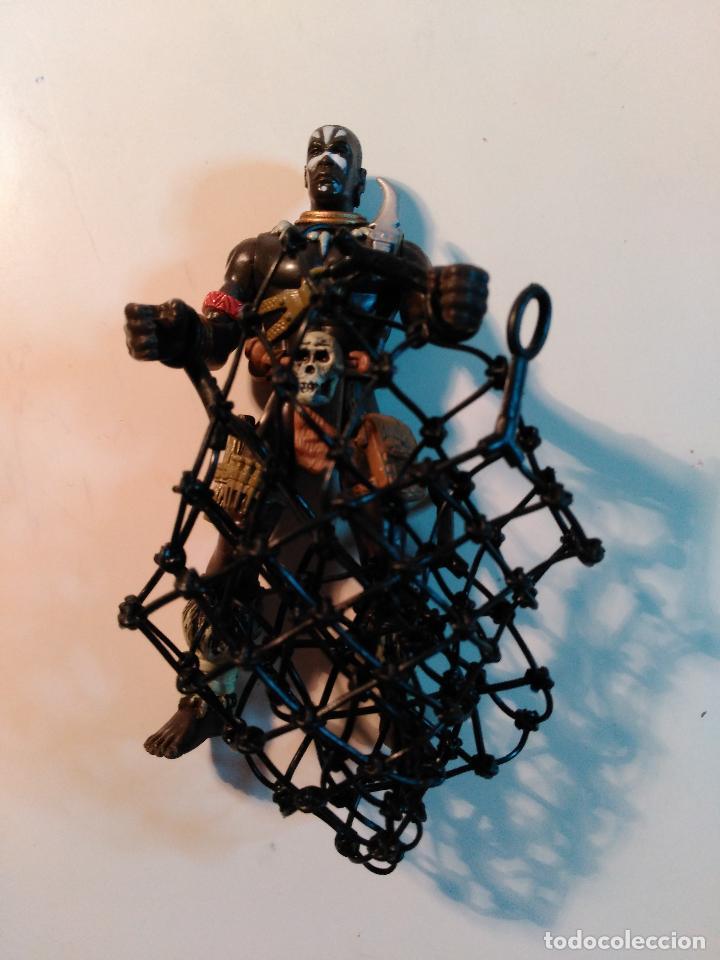 Figuras y Muñecos Transformers: FIGURA DE TRANSFORMERS. CON UNA RED - Foto 2 - 79039513