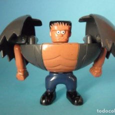 Figuras y Muñecos Transformers: EGG MONSTERS TAMAGORAS FRANKENSTEIN FIGURE BANDAI 1986. Lote 82771500