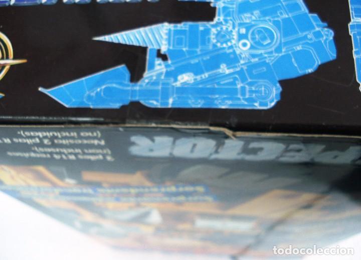 Figuras y Muñecos Transformers: BANDAI: DX SOL DOZER WINSPECTOR -TRANSFORMES. NUEVO.AÑOS 90. - Foto 5 - 82899328