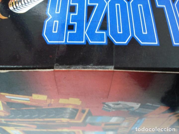 Figuras y Muñecos Transformers: BANDAI: DX SOL DOZER WINSPECTOR -TRANSFORMES. NUEVO.AÑOS 90. - Foto 6 - 82899328