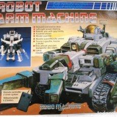 Figuras y Muñecos Transformers: BANDAI: ROBOT ARM MACHINE -TRANSFORMES. NUEVO.AÑO 86.. Lote 82900732
