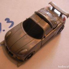 Figuras y Muñecos Transformers: COCHE DEPORTIVO TRANSFORMERS. Lote 86277588