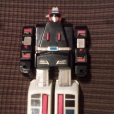 Figuras y Muñecos Transformers: TRANSFORMES POWER RANGER, BANDAI TURBORANGER 1989,LANZA PUÑOS,TIPO MAZINGER Z.. Lote 87618592