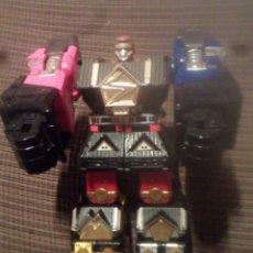 Figuras y Muñecos Transformers: MUÑECO,FIGURA BANDAI 1995, MEGAZORD SHOGUN POWER RANGERS. Lote 90590840