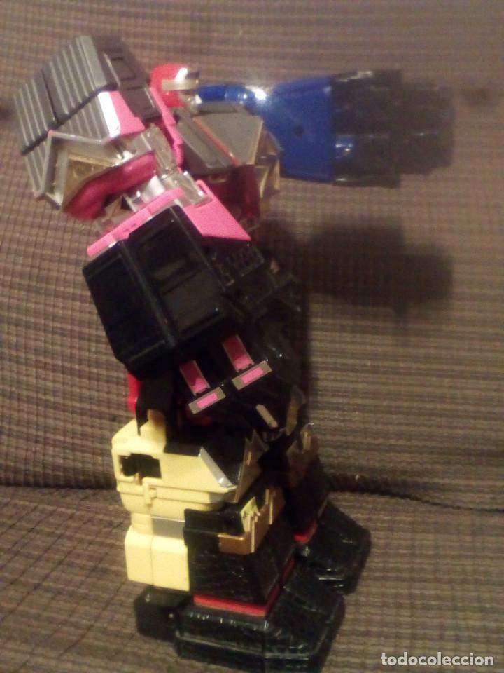 Figuras y Muñecos Transformers: MUÑECO,FIGURA BANDAI 1995, MEGAZORD SHOGUN POWER RANGERS - Foto 3 - 90590840