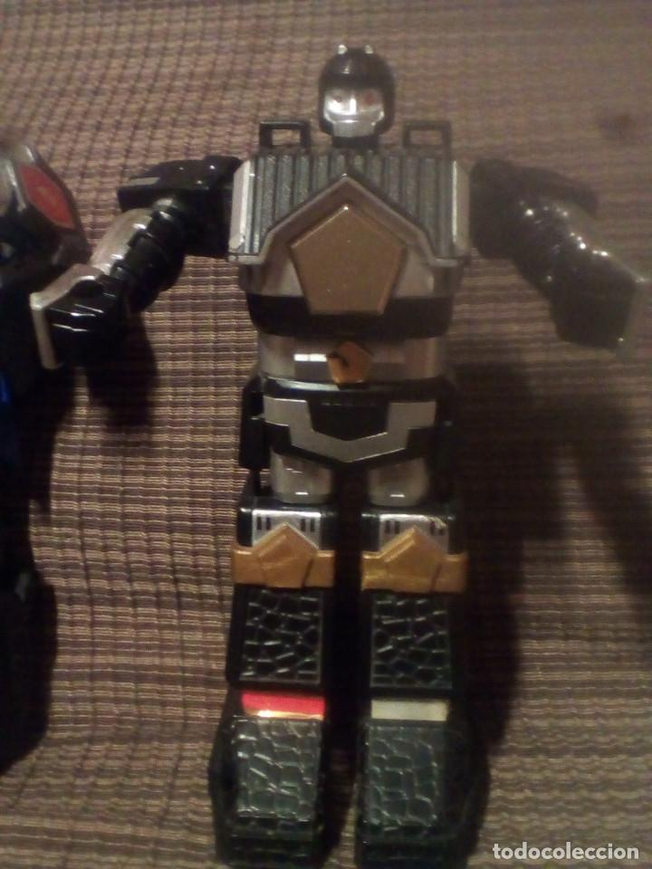 Figuras y Muñecos Transformers: MUÑECO,FIGURA BANDAI 1995, MEGAZORD SHOGUN POWER RANGERS - Foto 8 - 90590840