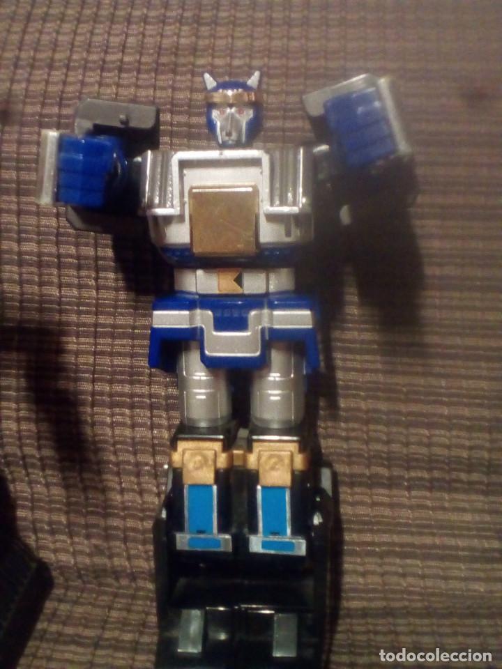Figuras y Muñecos Transformers: MUÑECO,FIGURA BANDAI 1995, MEGAZORD SHOGUN POWER RANGERS - Foto 9 - 90590840