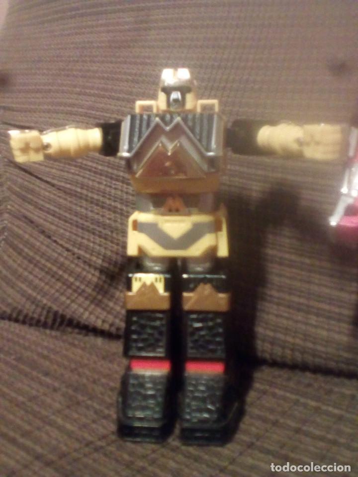 Figuras y Muñecos Transformers: MUÑECO,FIGURA BANDAI 1995, MEGAZORD SHOGUN POWER RANGERS - Foto 12 - 90590840
