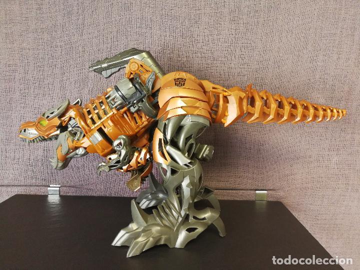 DINOBOT TRANSFORMERS GRIMLOCK (Juguetes - Figuras de Acción - Transformers)